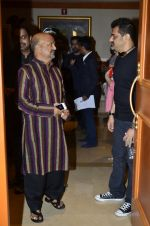 Sameer, Loy Mendonsa, _Shankar Mahadevan, _Ehsaan Noorani at Vikram Phadnis new film launch in Mumbai on 8th Nov 2014 (18)_545ed4dbbe05f.JPG