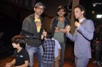 Zayed Khan, Hrithik Roshan with kids at Raell Padamsee_s show by Lior Ruchard in St Andrews on 8th Nov 2014 (104)_545f4ddaee703.JPG