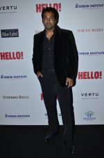 Leander Paes at Hello Hall of fame red carpet 2014 in Mumbai on 9th Nov 2014 (240)_54605fc16db5d.JPG