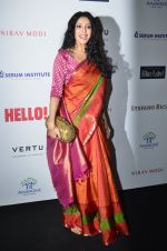 Nandana Sen at Hello Hall of fame red carpet 2014 in Mumbai on 9th Nov 2014 (286)_54605ff36f729.JPG
