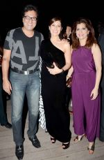 TALAT & BINA AZIZ WITH MAHEKA at Maheka Mirpuri birthday party on 8th Nov 2014_546061c2f2f69.jpg