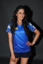 Anita Hassanandani at Chandigarh Club team actors BCL photo shoot in Mumbai on 11th Nov 2014 (43)_54636b2ed5f83.JPG
