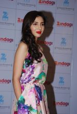 Mahira Khan Pakistani actress meet for Zindagi channel in Leela Hotel on 11th Nov 2014 (1)_54636ddb26b80.JPG