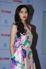 Mahira Khan Pakistani actress meet for Zindagi channel in Leela Hotel on 11th Nov 2014 (14)_54636de96938e.JPG