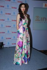 Mahira Khan Pakistani actress meet for Zindagi channel in Leela Hotel on 11th Nov 2014 (15)_54636dea1e1d9.JPG