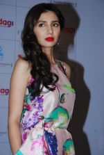 Mahira Khan Pakistani actress meet for Zindagi channel in Leela Hotel on 11th Nov 2014 (16)_54636deac189e.JPG