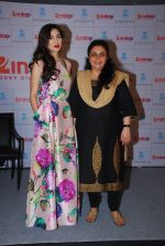 Mahira Khan Pakistani actress meet for Zindagi channel in Leela Hotel on 11th Nov 2014 (7)_54636de4f3170.JPG