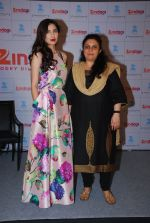Mahira Khan Pakistani actress meet for Zindagi channel in Leela Hotel on 11th Nov 2014 (8)_54636de5a10f2.JPG