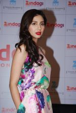 Mahira Khan Pakistani actress meet for Zindagi channel in Leela Hotel on 11th Nov 2014 (11)_54636de791314.JPG