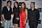 Shahrukh Khan, kehkashan patel, Gauri Khan at Gauri Khan_s The Design Cell and Maison & Objet cocktail evening in Lower Parel, Mumbai on 11th Nov 2014 (51)_5463713e6a53b.JPG