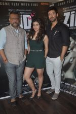 Anubhav Sinha, Barbie Handa, Karanvir Sharma at Zid interviews in Mumbai on 13th Nov 2014 (5)_5465d0c0245f4.JPG