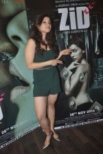 Barbie Handa at Zid interviews in Mumbai on 13th Nov 2014 (31)_5465d0cabd2ac.JPG