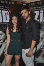 Barbie Handa, Karanvir Sharma  at Zid interviews in Mumbai on 13th Nov 2014 (10)_5465d0cf3b645.JPG