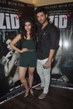 Barbie Handa, Karanvir Sharma  at Zid interviews in Mumbai on 13th Nov 2014 (8)_5465d0ce3ad24.JPG