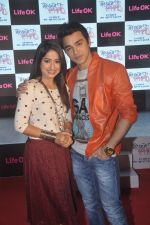 Pranali Ghoghare, Samridh Bawa at Life Ok Mere Rang Mein Rangne Wali launch in Filmcity, Mumbai on 13th Nov 2014 (65)_5465d0799b00b.JPG