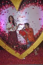 Pranali Ghoghare, Samridh Bawa at Life Ok Mere Rang Mein Rangne Wali launch in Filmcity, Mumbai on 13th Nov 2014 (98)_5465d09f6904f.JPG