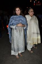 Dimple Kapadia at Ravi Chopra prayer meet in Blue Sea on 15th Nov 2014 (128)_54687cb063069.JPG