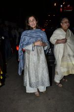Dimple Kapadia at Ravi Chopra prayer meet in Blue Sea on 15th Nov 2014 (130)_54687cb47ab55.JPG
