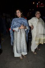 Dimple Kapadia at Ravi Chopra prayer meet in Blue Sea on 15th Nov 2014 (131)_54687cb59c36f.JPG