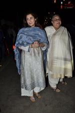 Dimple Kapadia at Ravi Chopra prayer meet in Blue Sea on 15th Nov 2014 (133)_54687cb7ef5ed.JPG