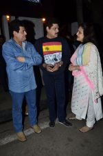 Gajendra Chauhan at Ravi Chopra prayer meet in Blue Sea on 15th Nov 2014 (87)_54687ccceca87.JPG