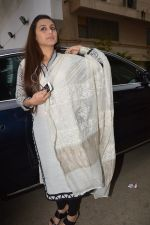 Rani Mukherjee at Ravi Chopra prayer meet in Blue Sea on 15th Nov 2014 (206)_54687d5e2e0b6.JPG