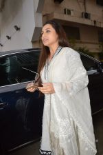 Rani Mukherjee at Ravi Chopra prayer meet in Blue Sea on 15th Nov 2014 (208)_54687d6041f9e.JPG