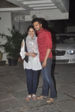 Ritesh Deshmukh, Genelia D Souza at Sonali Bendre_s marriage anniversary in Mumbai on 15th Nov 2014 (42)_54687e44d7d37.JPG