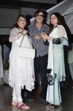 Sanjay Khan at Ravi Chopra prayer meet in Blue Sea on 15th Nov 2014 (135)_54687d7fabf96.JPG