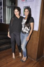 Aarti Singh at Ahmedabad Express BCL launch in Hard Rock Cafe, Mumbai on 16th Nov 2014 (14)_54699ad1dce3d.JPG