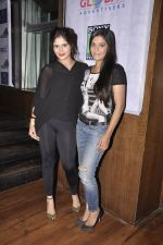 Aarti Singh at Ahmedabad Express BCL launch in Hard Rock Cafe, Mumbai on 16th Nov 2014 (15)_54699ad2f3786.JPG
