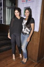 Aarti Singh at Ahmedabad Express BCL launch in Hard Rock Cafe, Mumbai on 16th Nov 2014 (16)_54699ad406abd.JPG
