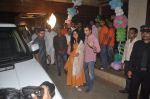 Genelia D Souza, Ritesh Deshmukh at Aradhya_s birthday bash in Juhu, Mumbai on 16th Nov 2014 (1)_54699bfaac33f.JPG