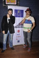 J D Majethia at Ahmedabad Express BCL launch in Hard Rock Cafe, Mumbai on 16th Nov 2014 (26)_54699b125d3b1.JPG
