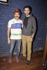 J D Majethia at Ahmedabad Express BCL launch in Hard Rock Cafe, Mumbai on 16th Nov 2014 (30)_54699b1504fbf.JPG