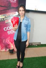 Asha Negi at Khatron Ke Khiladi announces new participants in Mumbai on 17th Nov 2014 (17)_546ae659773ab.JPG