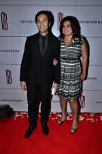 Divya Palat, Aditya Hitkari at Rohit Sharma_s bash in Palladium on 20th Nov 2014 (23)_54707694336c9.JPG