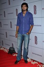 Ishant Sharma at Rohit Sharma_s bash in Palladium on 20th Nov 2014 (16)_547076a331273.JPG