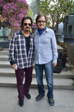 Akbar Khan, Sanjay Khan at Susanne Khan_s The Charcoal Project new collection launch in Andheri, Mumbai on 24th Nov 2014 (252)_54737ebd71788.JPG