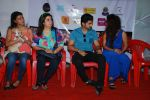 Farah Khan, Gurmeet Chaudhary, Debina Bonnerjee at pet adoption in Mumbai on 22nd Nov 2014 (19)_547329cb189d0.JPG