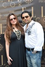 Laila Khan Rajpal at Susanne Khan_s The Charcoal Project new collection launch in Andheri, Mumbai on 24th Nov 2014 (149)_5473802ccf6ed.JPG