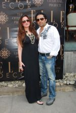 Laila Rajpal Khan at Susanne Khan_s The Charcoal Project new collection launch in Andheri, Mumbai on 24th Nov 2014 (35)_5473802fd3fda.JPG