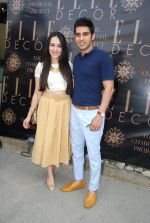 Sameer Dattani at Susanne Khan_s The Charcoal Project new collection launch in Andheri, Mumbai on 24th Nov 2014 (47)_54738045635e2.JPG