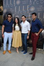 Sameer Dattani at Susanne Khan_s The Charcoal Project new collection launch in Andheri, Mumbai on 24th Nov 2014 (48)_54738046356a5.JPG