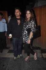 Udita Goswami, Mohit Suri snapped in Mumbai on 22nd Nov 2014 (24)_547328285b463.JPG