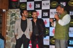 Anubhav Sinha, Toshi Shabri, Sharib Sabri at Music success bash of Zid in Andheri, Mumbai on 25th Nov 2014 (167)_5475ece3cc4ca.JPG