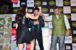 Karanvir Sharma, Mannara, Anubhav Sinha at Music success bash of Zid in Andheri, Mumbai on 25th Nov 2014 (221)_5475ee2ed21b4.JPG