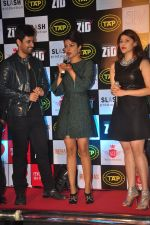 Karanvir Sharma, Priyanka Chopra, Mannara at Music success bash of Zid in Andheri, Mumbai on 25th Nov 2014 (173)_5475ee3002c3e.JPG