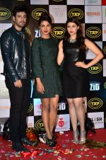 Karanvir Sharma, Priyanka Chopra, Mannara at Music success bash of Zid in Andheri, Mumbai on 25th Nov 2014 (245)_5475ee32f014f.JPG