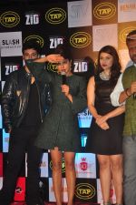 Karanvir Sharma, Priyanka Chopra, Mannara, Anubhav Sinha  at Music success bash of Zid in Andheri, Mumbai on 25th Nov 2014 (181)_5475ee33c167e.JPG